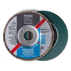 PFERD, DISCO LAMINAS POLIFAN 60SG 125 MM