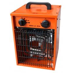 Calefactor eléctrico REM, 3,3ECA/B3,3