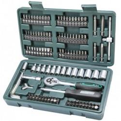 Mannesmann M29166 - maletín de herramientas 130 piezas