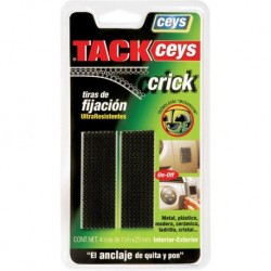 TIRA FIJACION REMOVIBLE - TACKCEYS CRICK - 507623