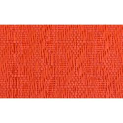 MANTEL INDIVIDUAL PVC NARANJA - SEGURVI - 49X36 CM