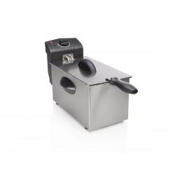 FREIDORA PROFESIONAL INOX 3 L - TRISTAR - 2000 W