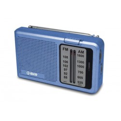 RADIO AM/FM ANALOGICA - ELCO - PD-712
