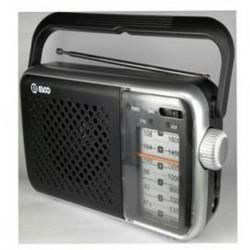 RADIO TRANSISTOR RED/PILAS - ELCO - PD-985-N