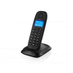 TELEFONO INALAMBRICO DECT NEGR - TOPCOM - TE-5730