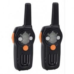 WALKIE TALKIE C/LED COLORES - TOPCOM - RC-6430