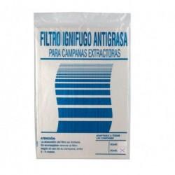 FILTRO CAMPANA PAPEL 6 U., 20430/IGNIFUG