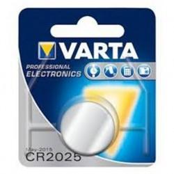 PILA BOTON BL1 CR2025 LITIO - VARTA - 3 V