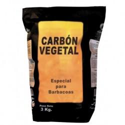CARBON VEGETAL BARBACOA SACO - SEGURVI - 10 KG