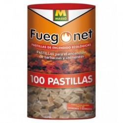 PASTILLA ENCENDIDO FUEGO 100 U - CQM - 231169
