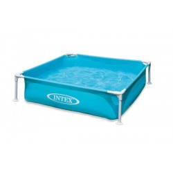 PISCINA INFANTIL METAL FRAME INTEX, 57173NP