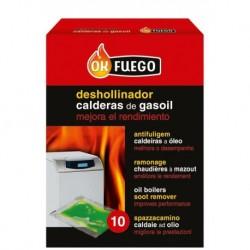 DESHOLLINADOR CALDERAS GASOIL - FLOWER - 50229