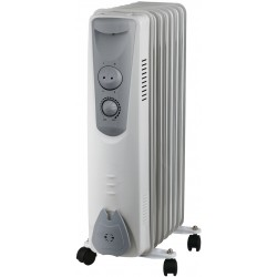 Radiador aceite 9 elementos PROFER HOME, PH1095