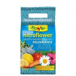 ABONO POLIVALENTE NITROFLOWER - FLOWER - 2,5 KG