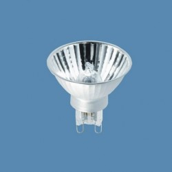LAMPARA HALOGE DICROICA 2 P G9 - OSRAM - 33 W