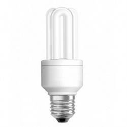 LAMPARA AH ENER 3U 865 E27 - OSRAM - 20 W