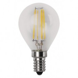 LAMPARA LED ESFERI FILAM E27 F - MATEL - 4 W
