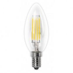 LAMPARA LED VELA FILAM E14 C - MATEL - 4 W