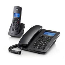 TELEFONO INALAMB.COMBO DECT - MOTOROLA -