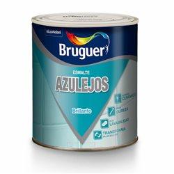 ESMALTE AZULEJO BR AZUL EGEO - BRUGUER - 750 ML