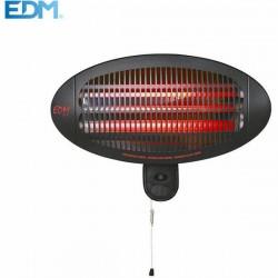 ESTUFA ELECTRICA EXTERIOR RUBY - FM - 2000 W