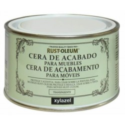 CERA ACABADO MUEBLES OSCURA - XYLAZEL - 400 ML