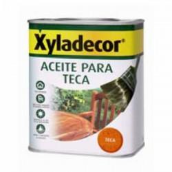 ACEITE PARA TECA INCOLORO - XYLADECOR - 5 L