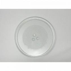 PLATO MICROONDAS C/ANCLAJES - TECNHOGAR - 245 MM