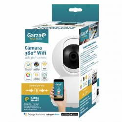 CAMARA IP WIFI 360º - GARZA - 401266