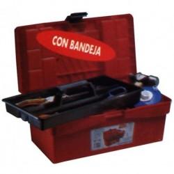 CAJA HERRTAS PLAST C/BAND N 12 - TAYG - 112003