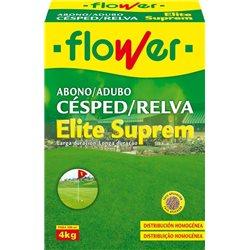 ABONO CESPED ELITE - FLOWER - 4 KG
