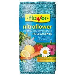 ABONO POLIVALENTE NITROFLOWER - FLOWER - 7 KG