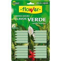 ABONO CLAVO VERDE BL/20 U - FLOWER - 15501