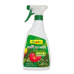 ABRILLANTADOR+ABONO PLANTAS - FLOWER - 500 ML