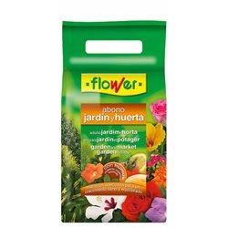 ABONO HUERTA Y JARDIN - FLOWER - 2 KG