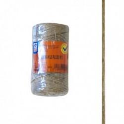 CUERDA HILO PULIDO Nº5 1,3 MM - SEGURVI - 100 G