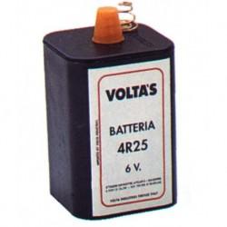 PILA RECAMBIO P/ BALIZA - STARTER - 6 V