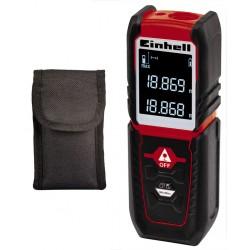 Medidor laser +/-3mm y bolsa EINHELL, TC-LD 25