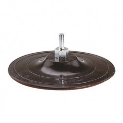 PLATO SOPORTE FIXOFLEX 8MM - WOLFCRAFT - 125 MM