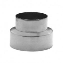 REDUCCION TUBO ESTUFA GALVANIZ - EXOJO - 200-150 MM