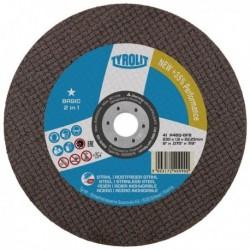 TYROLIT BASIC DISCO C H METAL/INOX,115X2,5MM