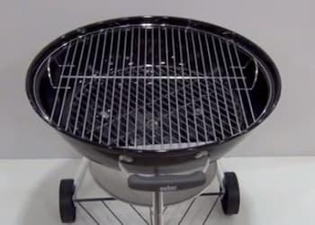 Rejilla de cocinado de la compact kettle 57