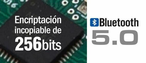 cerradura electronica bluetooth encriptada